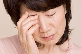 緑内障の症状