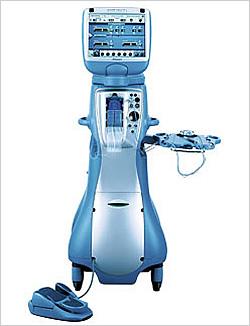 インフィニティビジョンシステム白内障手術装置