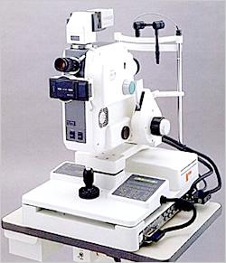 ファンダスカメラVx-10N